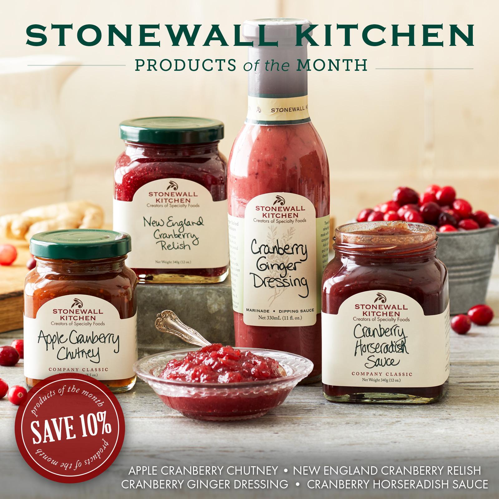 Stonewall Kitchen Chutney Recipes
