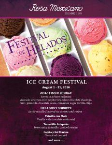 Ice Cream Festival Eblast