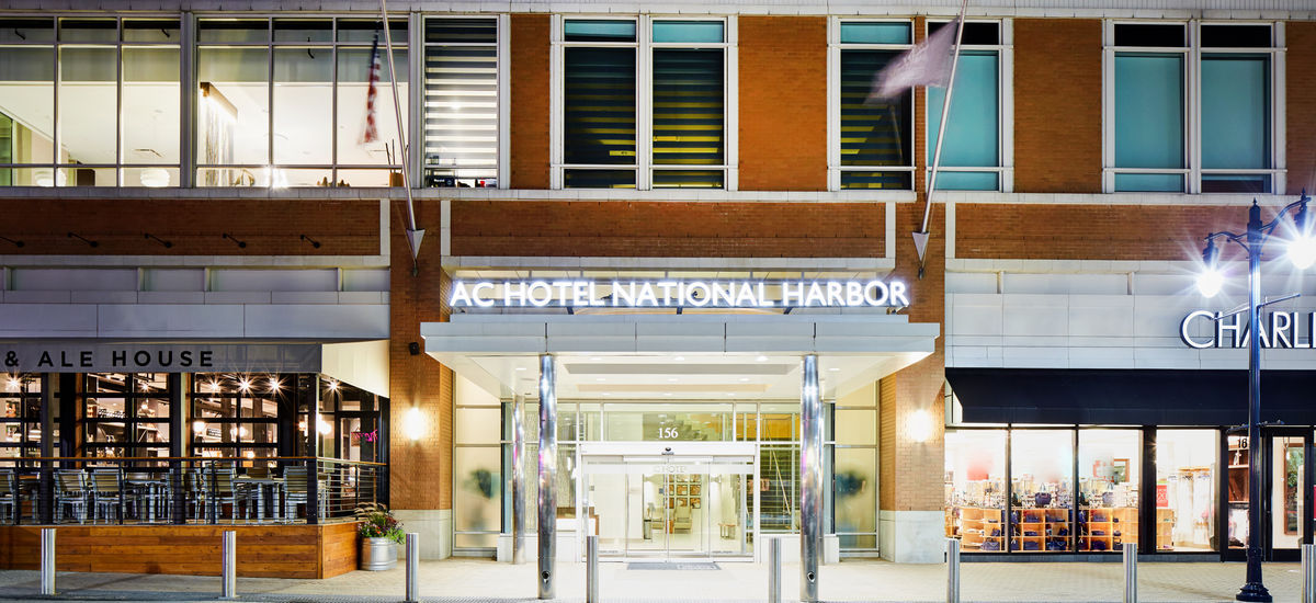 Ac Hotel National Harbor By Marriott