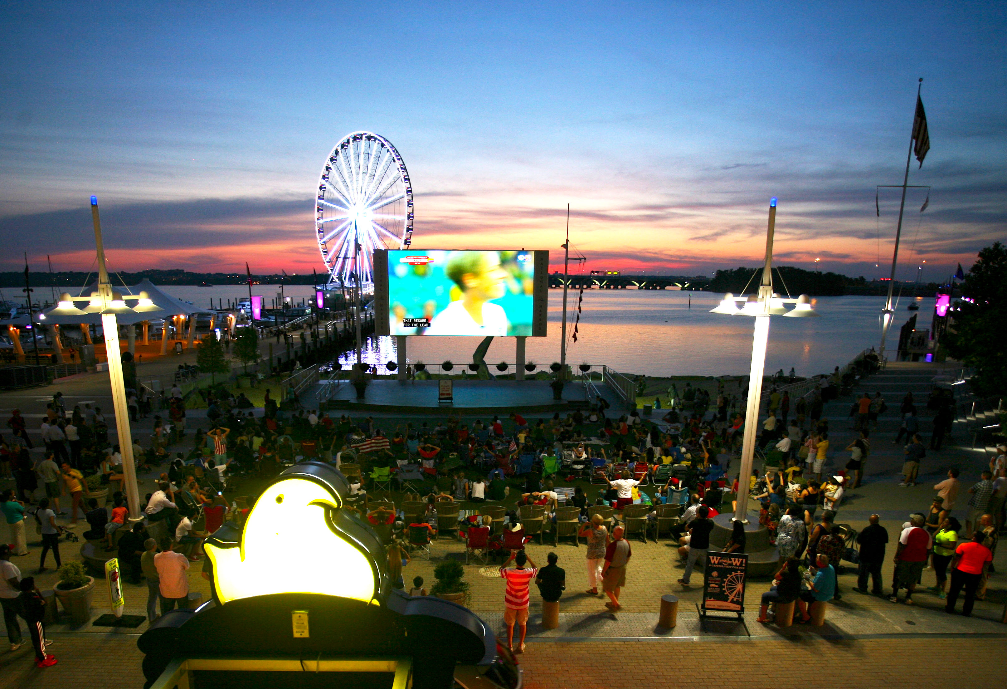 Movies on the potomac picture