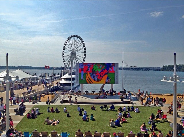 Giant Observation Wheel Planned for National Harbor | NBC4 Washington
