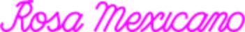 Rosa Mexicano logo