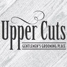 Upper Cuts Gentlemen's Grooming Place logo