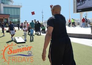 Summer Friday Image with logo