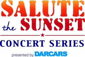 Salute the Sunset Logo D