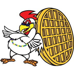 Capital Chicken and Waffles logo
