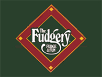 The Fudgery logo