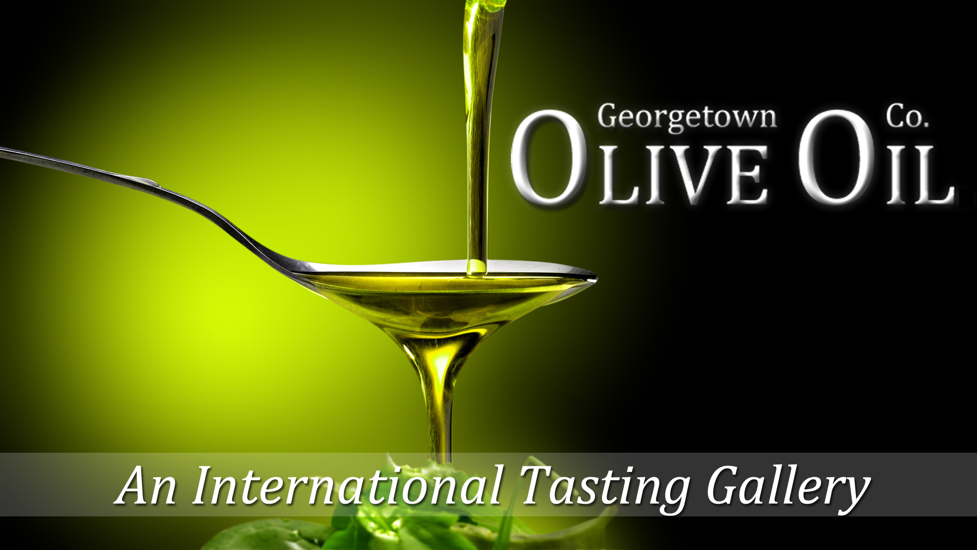 Georgetown Olive Oil logo