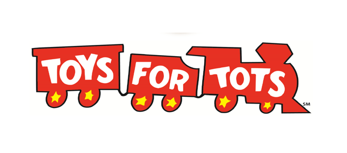 Toys Tots Logo : Pm tree lighting ceremony presented by darcars